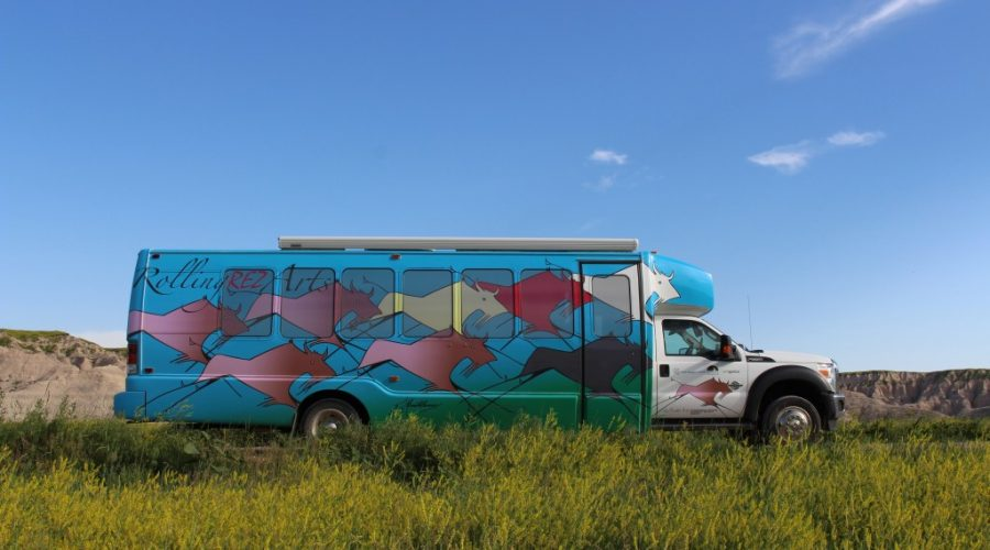 First Peoples Fund creates Oglala Lakota Artspace on Pine Ridge