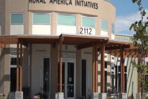 Rural America Initiatives building