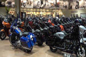 Black Hills Harley-Davidson sets up Rally at Exit 55