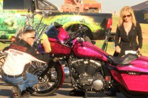 Biker Belles Ride celebrates Jessi Combs, women in motorcycling