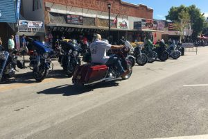 The festivities continue at the 80th Sturgis Motorcycle Rally