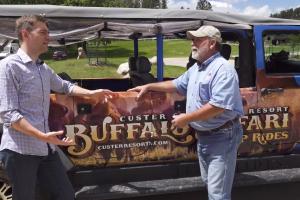 ConnectCenter1 Adventures – Buffalo Safari 1