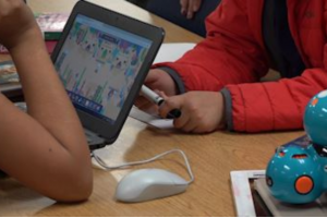 The digital divide: equal access to technology for lower income students may present challenges this coming school year