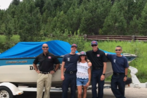 Family shares boating safety tips decades after fatal jet ski accident on Pactola
