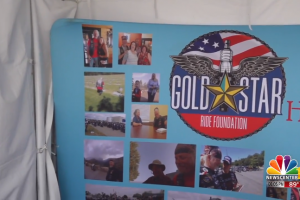 Gold Star Ride Foundation providing support, comfort to families of fallen heroes