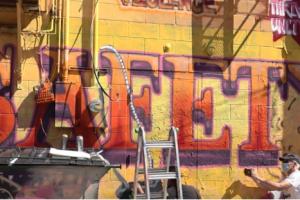 Moms Demand Action unveils gun safety mural