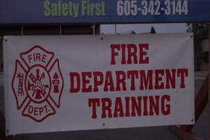 RCFD expanding skills through night fire training drills
