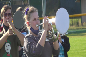 Marching through adversity: RC Stevens Marching Band overcoming challenges caused by COVID-19