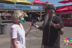 Anya Mueller gets an in depth look at the Sturgis Motorcycle Rodeo Games