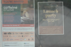 Safe Families' Caffeine Cruise to host launch party