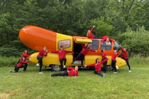 Oscar Mayer Wienermobile and Planters NUTmobile making their way to Rapid City