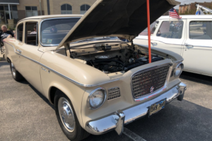Custer hosts 46th annual Studebaker Car and Truck Show