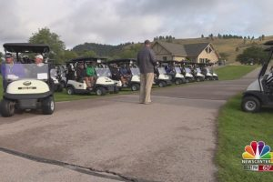 CMN Play Yellow Golf Tournament tees off at Hart Ranch