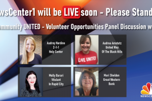 WATCH: A Community United Volunteer Opportunities Discussion