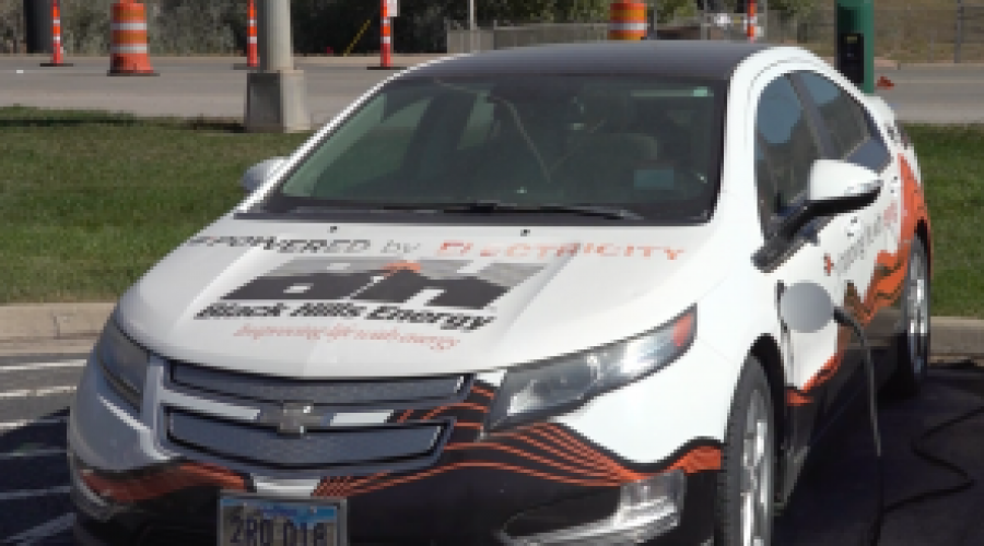 Black Hills Energy spotlights Electric Vehicle Charger rebates during National Drive Electric Week