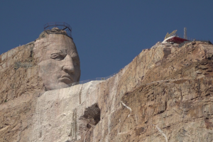 """Eighth annual Crazy Horse Memorial """"Fall Volksmarch"""" coming this weekend"""