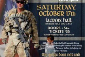Sergeant Colton Levi Derr Foundation to host annual Gala