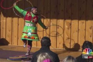 Celebration of Native American Day held at Crazy Horse Memorial