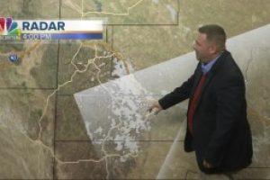WATCH: Meteorologist Erik Dean's 6:00 weather update