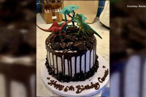 Sweet Surprise: Birthday Cake Gesture Spreads Joy