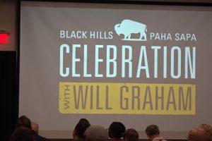 Evangelist Will Graham launches Black Hills Paha Sapa Celebration