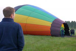 ConnectCenter1 Adventures – Hot Air Balloon