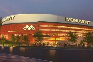 Community contest begins to name new arena at The Monument