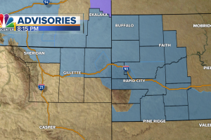 WINTER STORM WATCH Timing and information