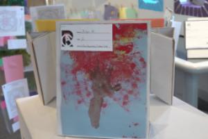 Dahl Arts Center housing 'Mini Masters- A Children's Art Exhibit'