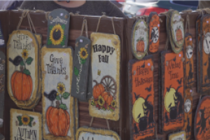 The first Annual Fall Harvest Festival for Box Elder
