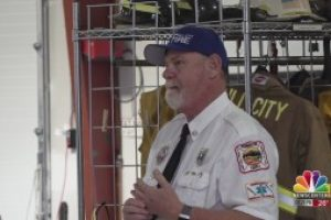 Hill City Fire Chief steps down after 12 years of service