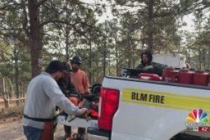 Meade County Firewise program, preparing veterans for career outside the military