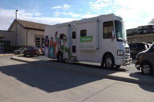 Delta Dental mobile unit serves kids of Sturgis Elementary School