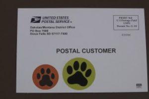 "USPS unveils ""Dog Paw Program"", hopes to cut down on postal carrier dog attacks"