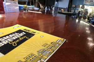 Small Brewery Sunday, a Nationwide Incentive to keep breweries from going flat