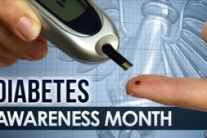 November is dedicated to the awareness of Diabetes