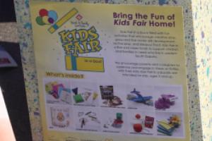 Kids Fair in a Box brings fun home for kids