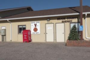 Black Hawk Fire Dept. sets up 'Letters to Santa' Mail Box