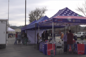 Annual Northern Hills Veterans Appreciation Drive Thru