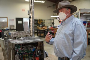 Ag business launched at S.D. Mines sees continual growth