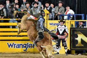 2020 Wrangler National Finals Rodeo – Day 1 Results