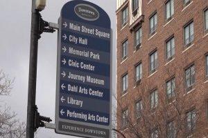 Despite delay, city has high hopes for former President's Plaza site