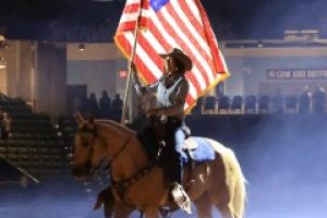 National Finals Rodeo: Lord, Lockhart place in the 2nd round
