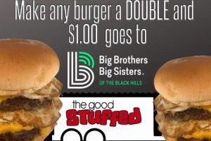 The Good Stuffed Truck teams up with Big Brothers/Big Sisters