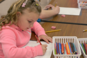 Young Rembrandts offers art classes to children