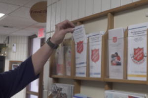 As some face utility shut offs, the Salvation Army is one agency helping with financial assistance