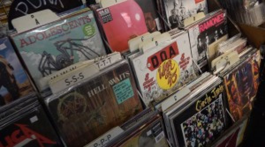 Local vinyl record businesses see sizable surge in sales during Christmas week