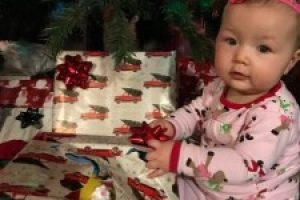 Rapid City family gives back in memory of 9-month-old daughter