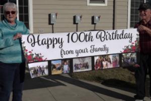 Rapid City woman celebrates 100 years of life