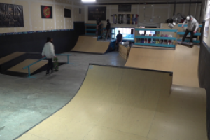 New indoor skate park uses a unique way to spread the word of the Lord